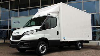 Iveco lanza la Daily Attack Box para el sector de la paquetería