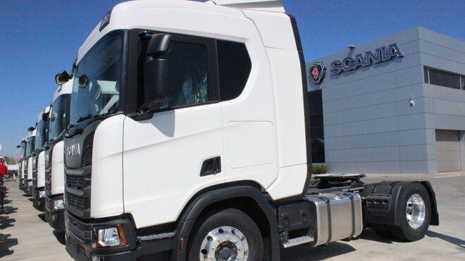 El mercado de camiones se sitúa ya en niveles precovid