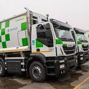 El tacógrafo, obligatorio también para los camiones de la basura