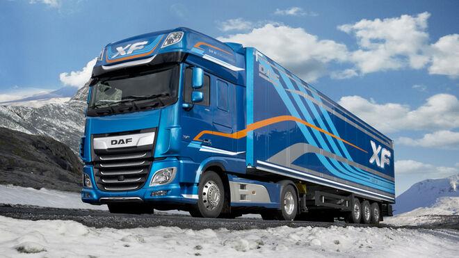 TOP 10 de los camiones más vendidos en España en abril