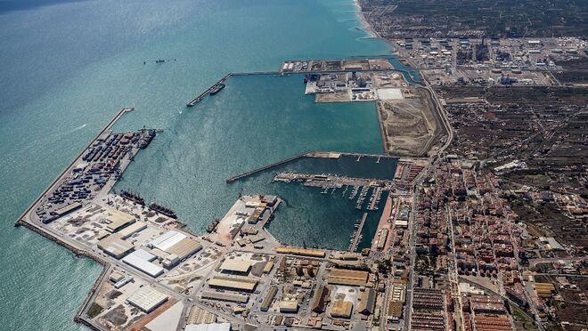 El Gobierno autoriza las obras de la conexión ferroviaria del Puerto de Castellón