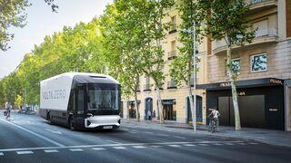 Volta Trucks presenta cuatro camiones eléctricos de entre 7,5 y 19 toneladas