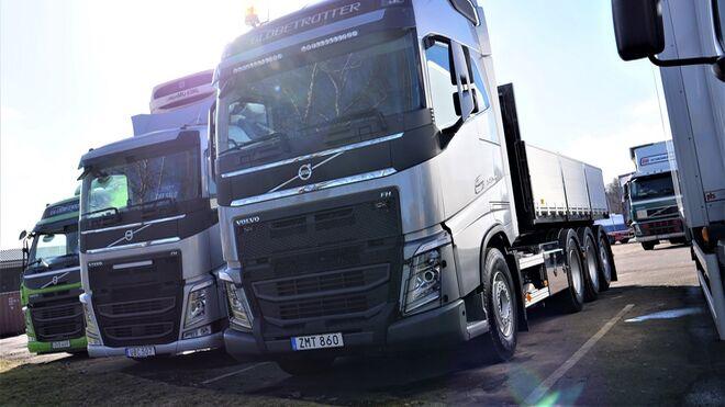 Volvo Trucks lanza una nueva web para sus camiones de segunda mano
