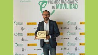 CITYlogin, Premio Nacional de Movilidad