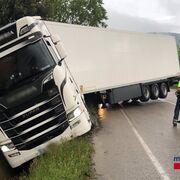 Detenido el conductor de un camión por multiplicar por ocho la tasa de alcoholemia