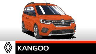 Descubre la evolución en el diseño del Renault Kangoo
