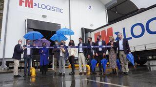 FM Logistic inaugura nuevas instalaciones en el Puerto Exterior de Ferrol