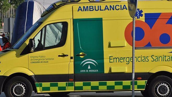 Fallece un motorista en un accidente de tráfico con un camión en Jerez