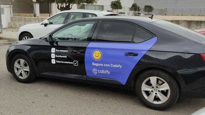 Cabify amplía a Alicante, Santander, Sevilla y Valencia su servicio de paquetería