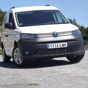 Nuevo Volkswagen Caddy Cargo 2.0 TDI 102 cv: No hay quinto malo