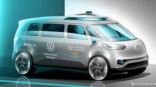 Volkswagen y Argo avanzan las primeras pruebas con vehículos comerciales autónomos