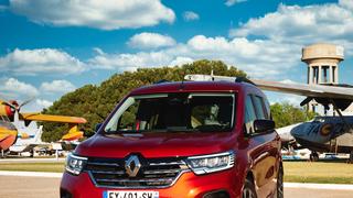 El nuevo Kangoo lidera la renovación de los comerciales de Renault