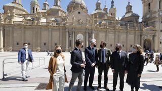 """Pablo Casado anuncia una """"auténtica ofensiva legal"""" contra los nuevos peajes en autovías y carreteras"""