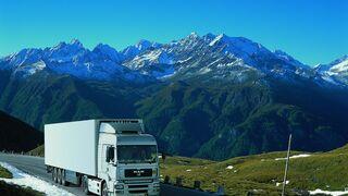 ¿Qué novedades ofrecían en el siglo pasado los camiones de larga distancia?