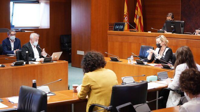 Aragón urge a todos los actores logísticos a participar en la estrategia APL