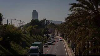El transporte catalán anuncia una marcha lenta contra la ZBE de Barcelona