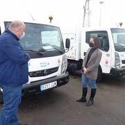 El Ayuntamiento de Almería multa a FCC por no poner GPS a vehículos