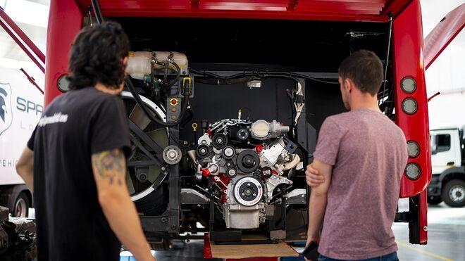 BeGas propone sustituir motores diésel en camiones por otros de autogás y biopropano