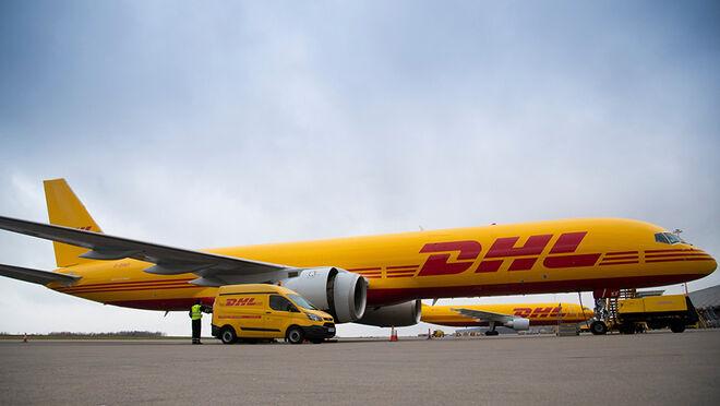 DHL Express lanza una nueva línea aérea para el mercado europeo