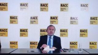El RACC insta a Barcelona a impulsar una mesa sectorial para mejorar el reparto de mercancías