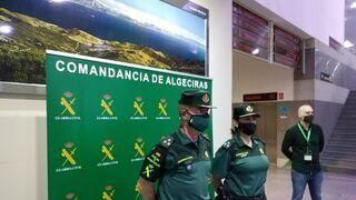 Guardia Civil activa el servicio 'Puertos Seguros', con una primera fase en Algeciras