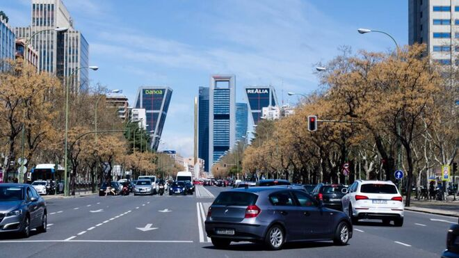 Madrid aprueba el anteproyecto para modificar la ordenanza de Movilidad Sostenible