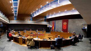 Rechazada una moción para que el Gobierno navarro descarte peajes en sombra
