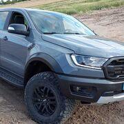 """Ford Ranger Raptor 213 cv. """"A-tracción pick-up"""""""