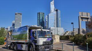 Renault Trucks entrega diez vehículos eléctricos al Grupo Suez