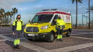 Ford lanza seis vídeos protagonizados por servicios de emergencias