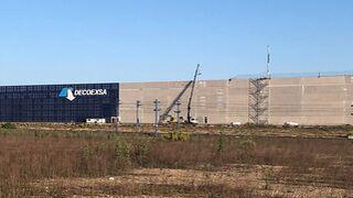 Decoexsa amplía sus instalaciones en Zaragoza Plaza