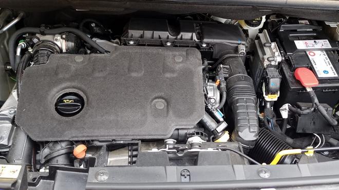 ¿Cuántos tipos de motores hay en el segmento de las furgonetas?