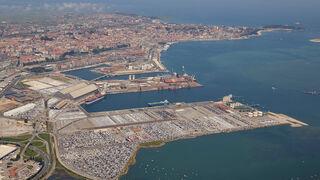 Las obras del ramal de acceso al Puerto Santander finalizarán a comienzos de 2022