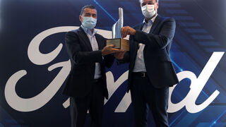 Ford Romacar recibe su cuarto Chairman's Award