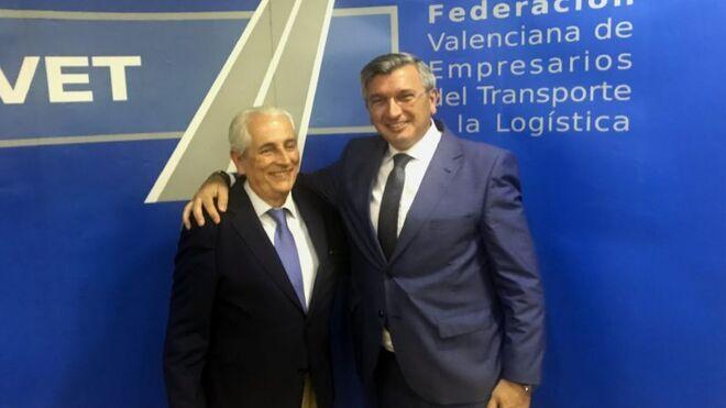 Los transportistas valencianos denuncian su exclusión de las ayudas por la Covid