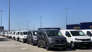 Stellantis Vigo reanudará el montaje de furgonetas el 9 de junio
