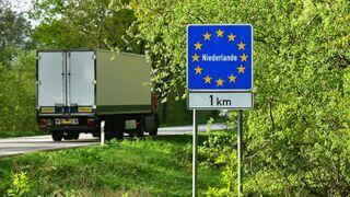 El transporte de mercancías por carretera representa solo el 4,5% de las emisiones de la UE