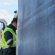 Activado en Castellón el plan especial de mercancías peligrosas tras la salida de un camión en la AP-7