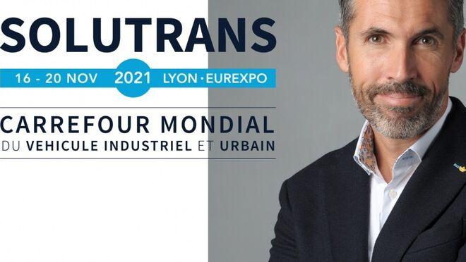 Jean-Sébastien Guichaoua, nuevo director de eventos de Solutrans