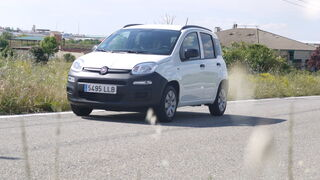 Fiat Panda Van Hybrid. Derechos adquiridos