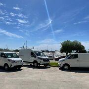 El Puerto de Tarragona será la puerta de entrada en España de la marca Maxus