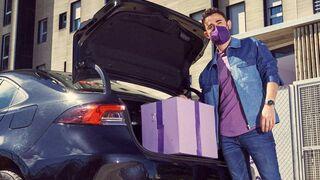 Cabify lanza su servicio de paquetería en Barcelona