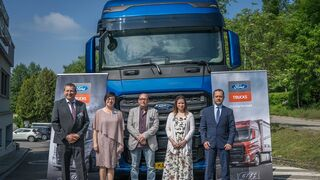 Ford Trucks se expande a Luxemburgo con un distribuidor oficial en el país