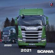 Scania gana su quinto título 'Green Truck' consecutivo