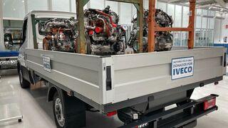 Iveco dona motores Daily a institutos de FP