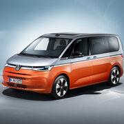 Volkswagen presenta su séptima generación de Multivan