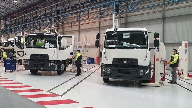 Renault Trucks inaugura un centro de adaptación en su planta de Blainville-sur-Orne