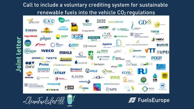 Las petroleras piden a la UE que apoye los combustibles renovables