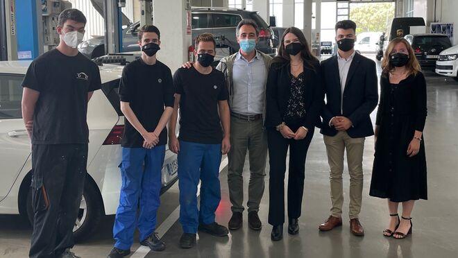 Volkswagen Distribución lanza Talentia, su programa de empleo juvenil