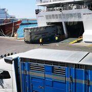 Retenido un buque petrolero por la descarga ilícita de hidrocarburos a 147 millas de La Palma